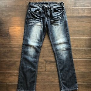 Buffalo David Bitton - Evan X Slim Stretch Jeans